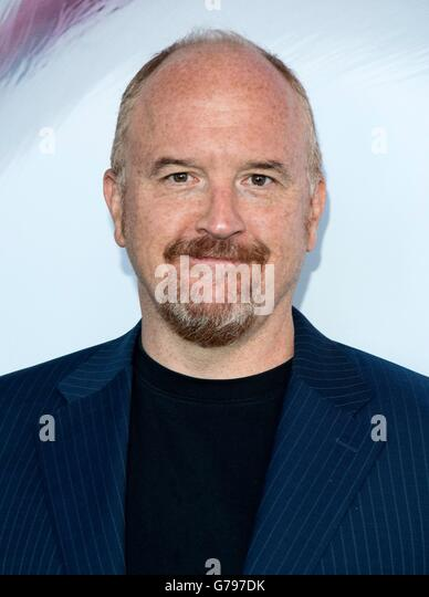 New York, NY, USA. 25th June, 2016. Louis C.K at arrivals for THE SECRET LIFE OF PETS Premiere, David H. Koch Theater - Stock Image