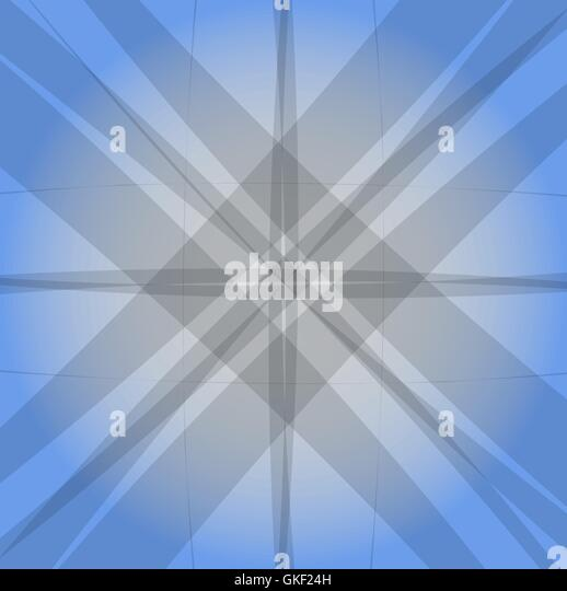 Abstract modern blue texture background. grey lines.  Vector illustration - Stock-Bilder