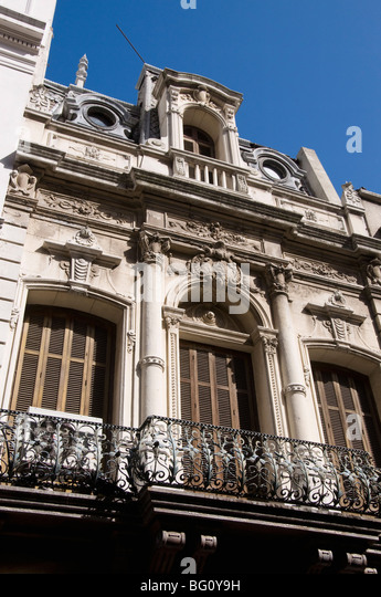 Montevideo, Uruguay, South America - Stock Image