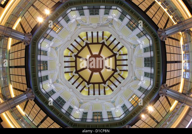 Tokyo Station entrance hall Japan - Stock Image