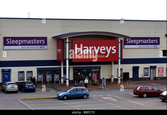 Harveys Furniture Store Stock Photos Harveys Furniture Store Stock Images Alamy