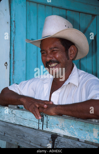 Honduras Central America Latin - Stock Image
