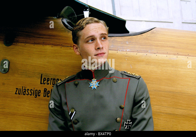 MATTHIAS SCHWEIGHOFER THE RED BARON (2008) - Stock Image