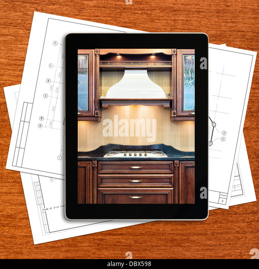 Interior and graphic design stock photos interior and graphic design stock images alamy for Best tablet for interior designers