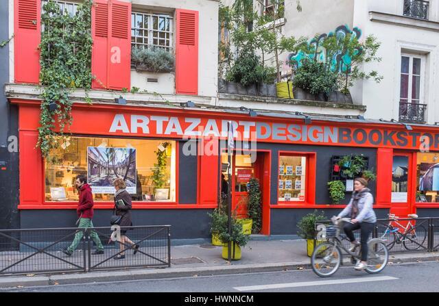 Quai de valmy stock photos quai de valmy stock images alamy - Restaurant quai de valmy ...