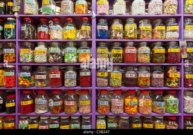 Kensington Market, Toronto, Ontario, Canada, North America - Stock Image