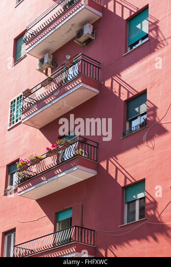 Balcony naples italy balconies stock photos balcony for Balcony in italian
