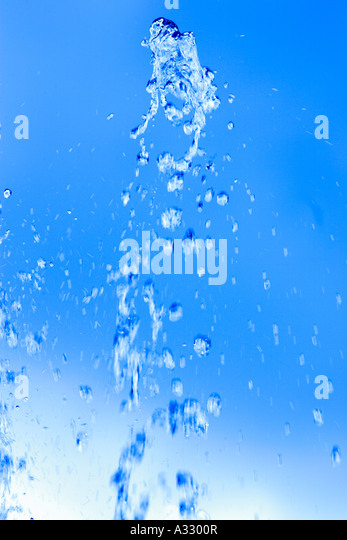Water drops - Stock Image