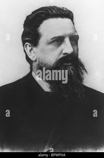 Ivan Mushketov (1850-1902) - Stock-Bilder