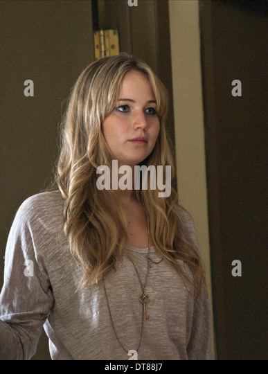 JENNIFER LAWRENCE HOUSE AT THE END OF THE STREET (2012) - Stock Image