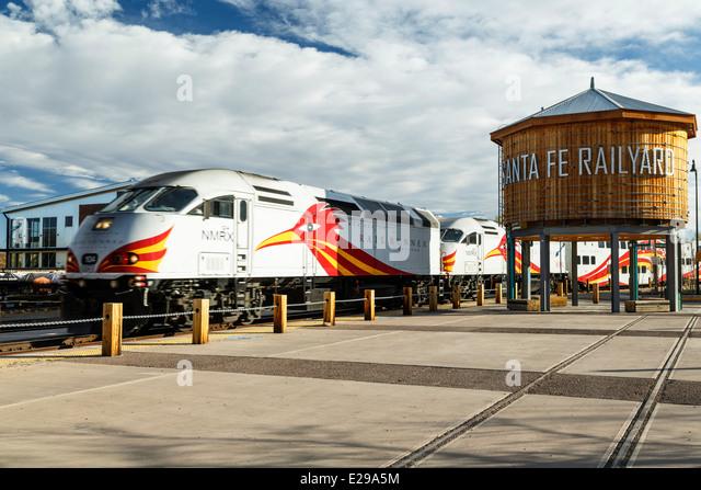 Southwest trains stock photos southwest trains stock for Motor vehicle express albuquerque