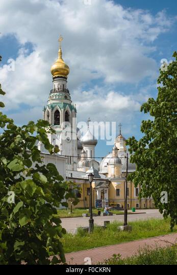 City Vologda - Stock Image
