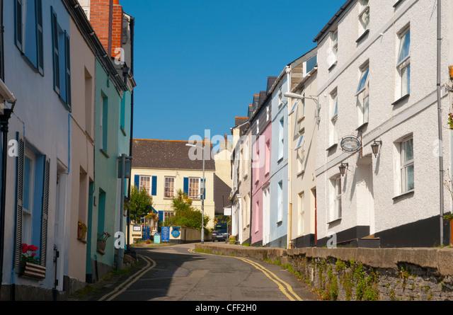 Padstow, Cornwall, England, United Kingdom, Europe - Stock Image
