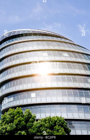 City hall london - Stock-Bilder