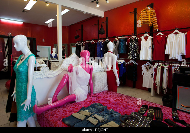 Casanova clothing store north hollywood