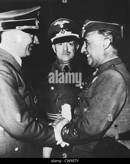 franco and hitler relationship with father