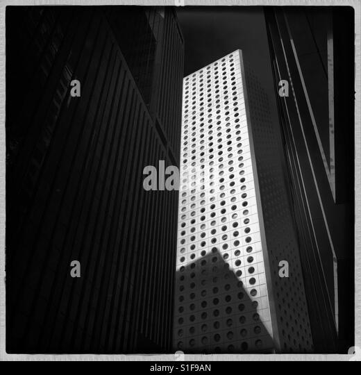 Jardine House , Hong Kong - Stock-Bilder