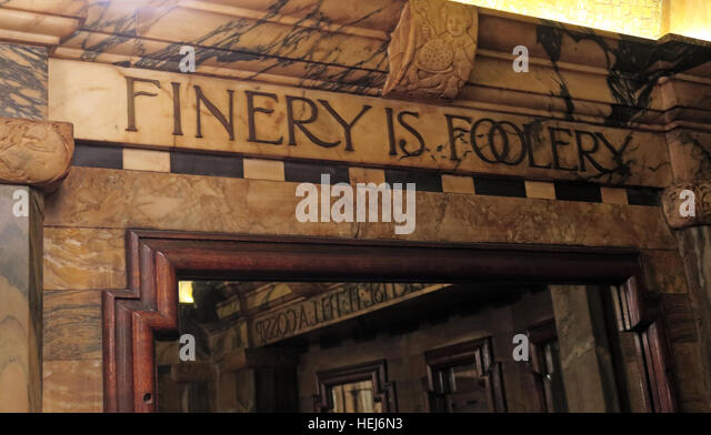 The Black Friar, Blackfriars, London, England, UK at night- Finery Is Foolery - Stock Image