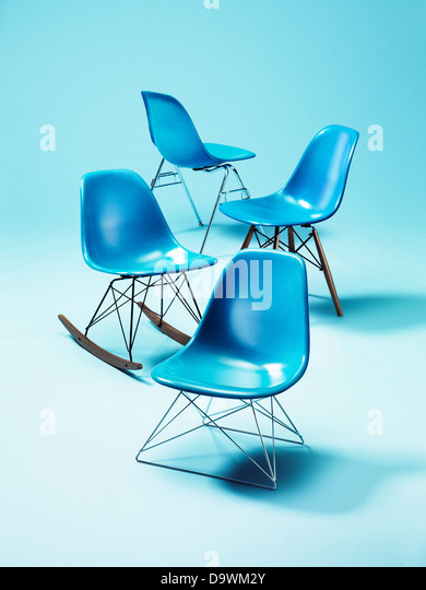 Chairs - Stock Image