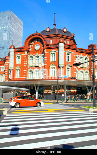Tokyo Station Overview/History|Tokyo Station City
