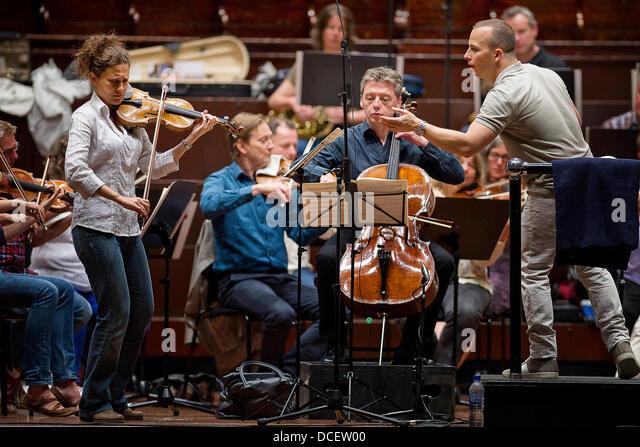 Usher hall edinburgh stock photos usher hall edinburgh for Chamber orchestra of europe