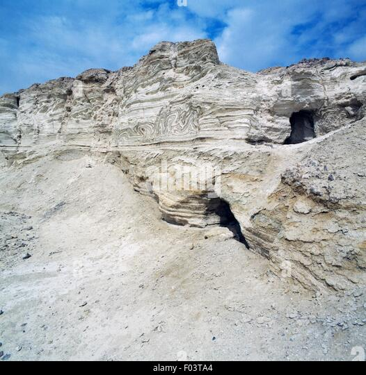 The Western Shore of the Dead Sea, from Jebel Usdum to Ain ...