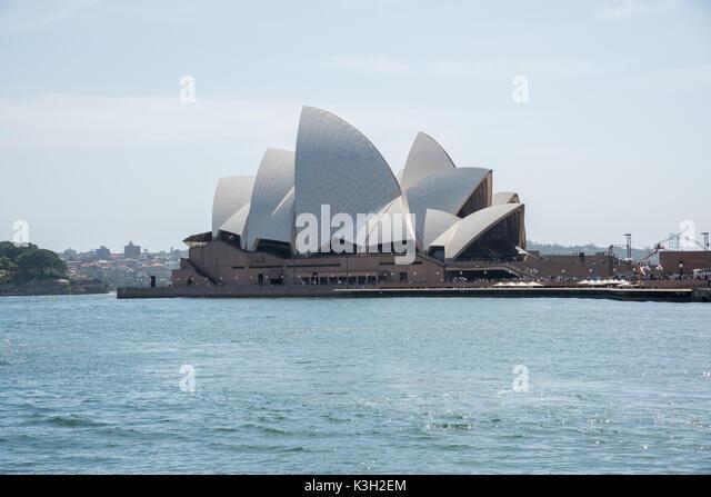 How Deep Is Sydney Opera House Car Park