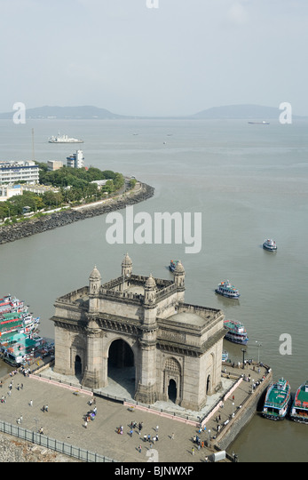 The gateway of india - Stock-Bilder
