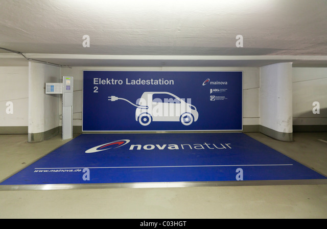 Indoor parking garage stock photos indoor parking garage for Garage europe auto center fresnes
