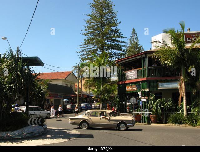 Byron Bay Australia - Stock-Bilder