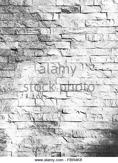 Full Frame Shot Of Stone Wall - Stock-Bilder
