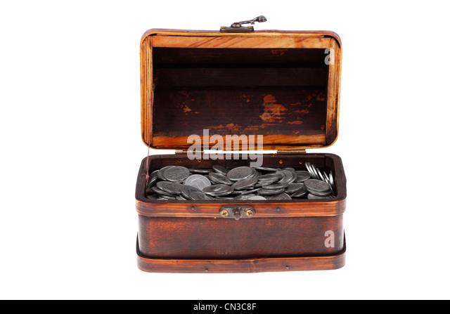Treasure Chest Money Stock Photos & Treasure Chest Money Stock Images ...