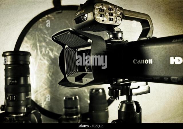 Multimedia Studio - Stock-Bilder