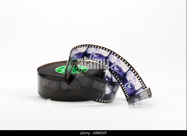 Reel of film - Stock-Bilder