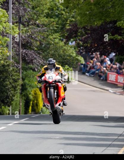 Isle Of Man Car Races Book