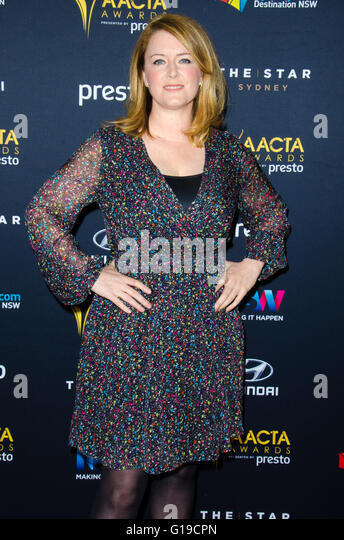 30th November 2015: Vips and celebrities arrive for the 5th AACTA Awards Industry Dinner which took place at The - Stock Image