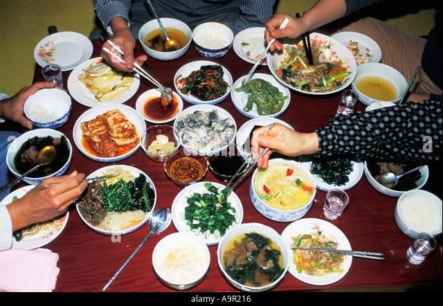Korean Fast Food Freedom