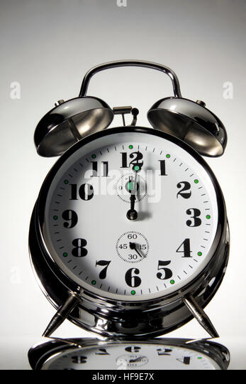 Clock 12 Cutout Stock Photos Amp Clock 12 Cutout Stock