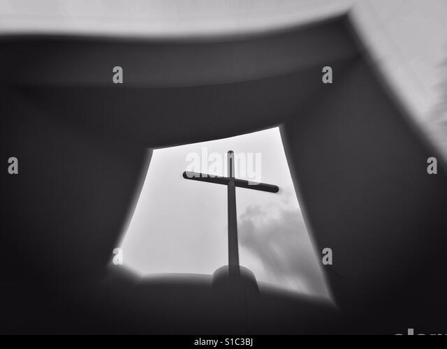 New Mexico church - Stock-Bilder
