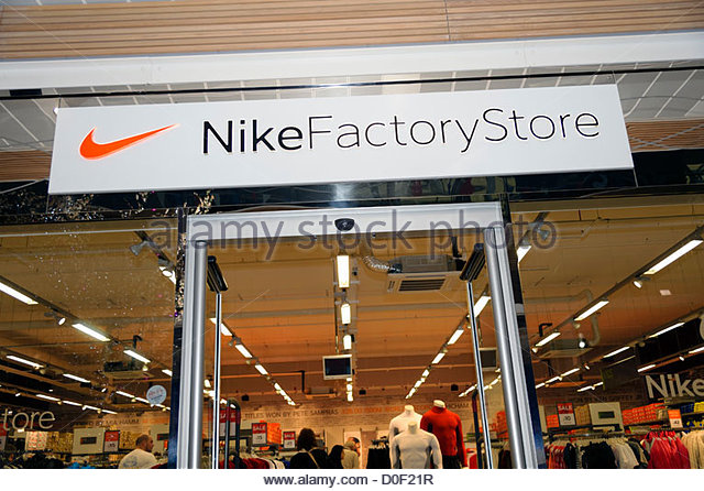 NIKE Factory Store, located at Orlando International Premium Outlets®: Nike brings inspiration and innovation to every athlete. Experience sports, training, shopping and everything else that's new at Nike in Men's, Women's and Kids apparel and footwear. Come visit the Nike Factory Store today.