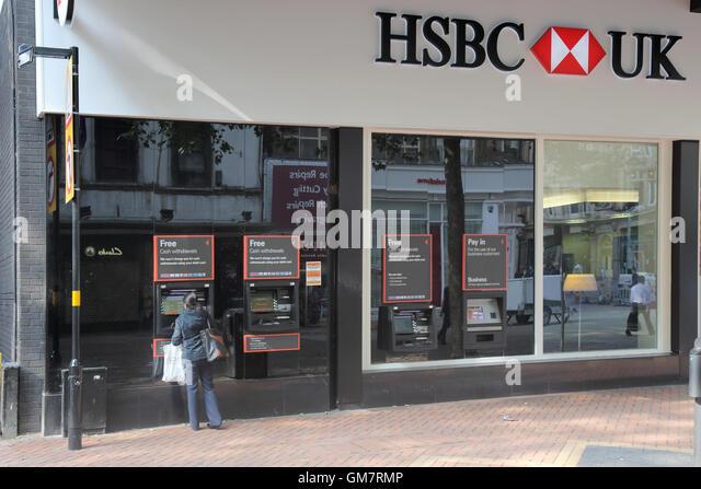 Hsbc Branch Uk Stock Photos & Hsbc Branch Uk Stock Images ...
