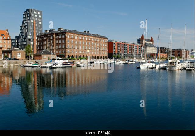Apartment Buildings Copenhagen Denmark Stock Photos Amp Apartment Buildings Copenhagen Denmark