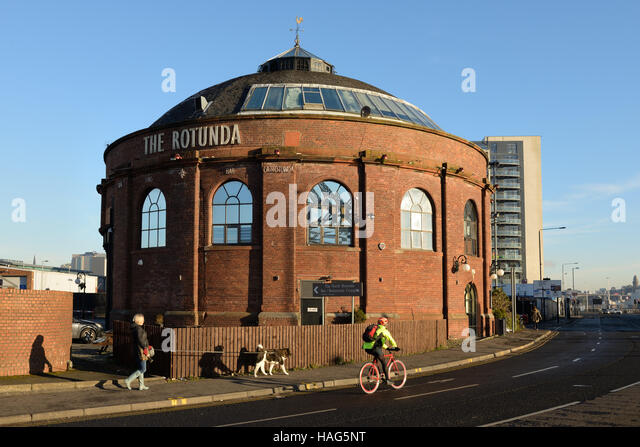 Rotunda Bar And Restaurant Glasgow