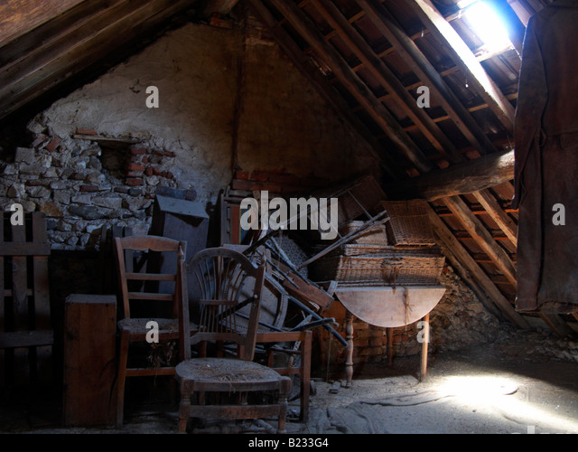 Attic Stock Photos u0026 Attic Stock Images - Alamy
