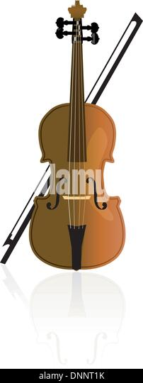 cello, violoncello - Stock Image