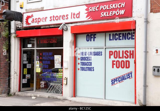 polish community uk stock photos polish community uk stock images alamy. Black Bedroom Furniture Sets. Home Design Ideas