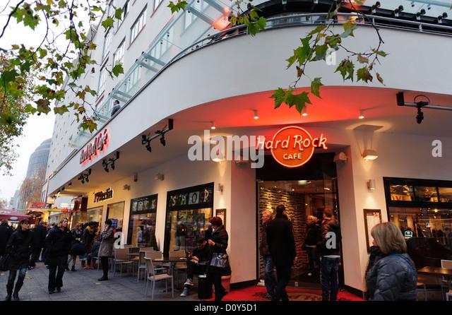 Hard Rock Cafe Berlin Alexanderplatz