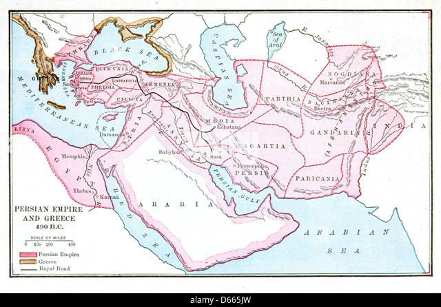 A short history of the country of iran