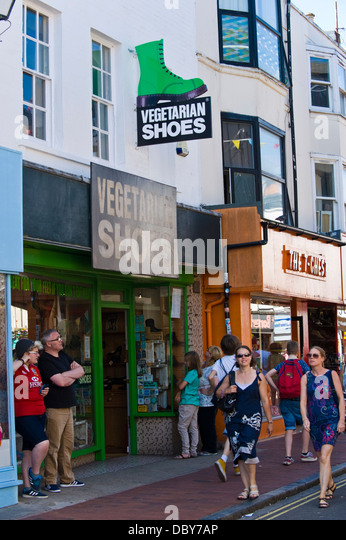 Vegetarian Shoes Store London