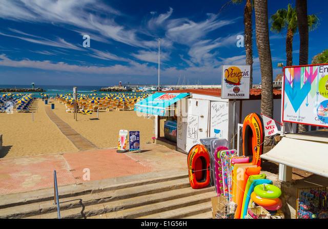 Gran canaria puerto rico stock photos gran canaria puerto rico stock images alamy - Taxi puerto rico gran canaria ...
